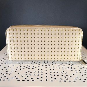 Beautiful + Modern Cream/Yellow Wallet - Target
